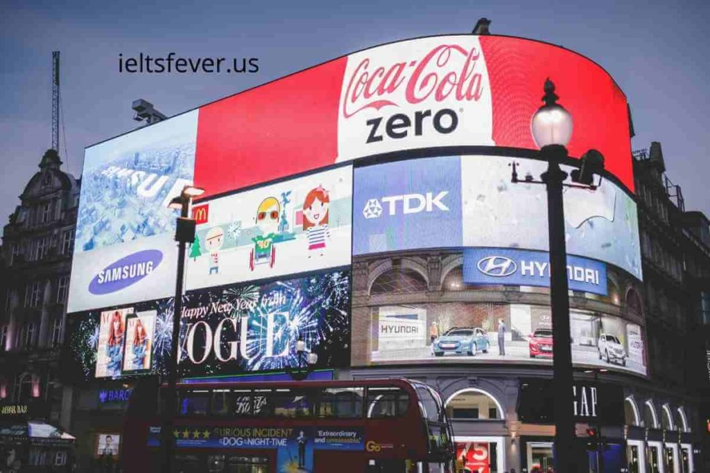 Advertising Speaking Part 1 Questions and Answers