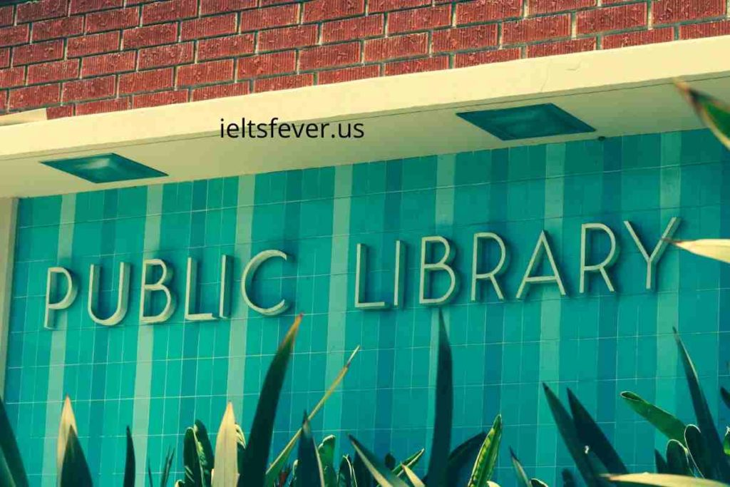The Main Purpose of Public Libraries Is to Provide Books