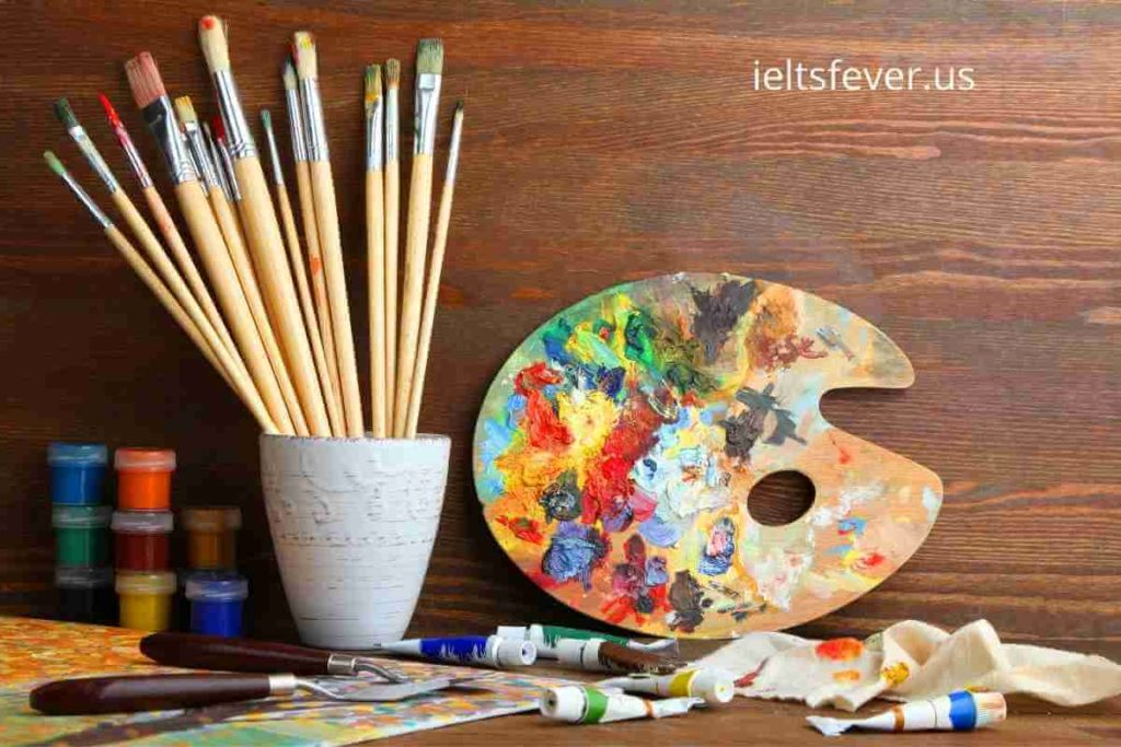 Describe an Art and Craft Activity That You Had