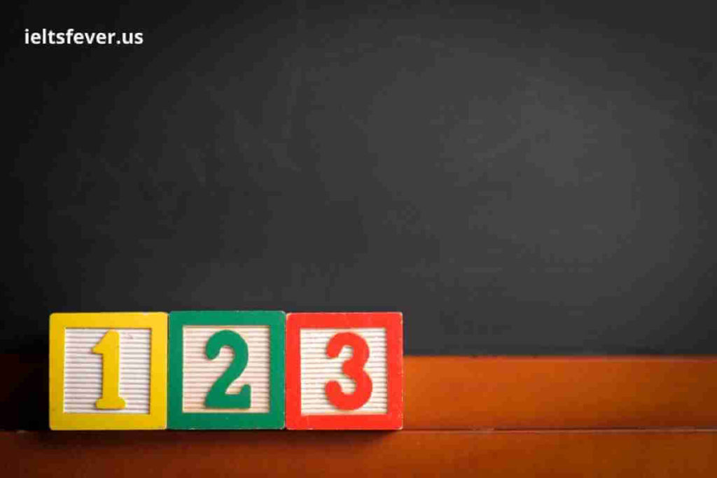 Number Speaking Part 1 Questions With Answers
