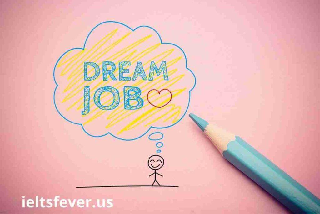 Describe Your Dream Job Speaking Cue Card (1)