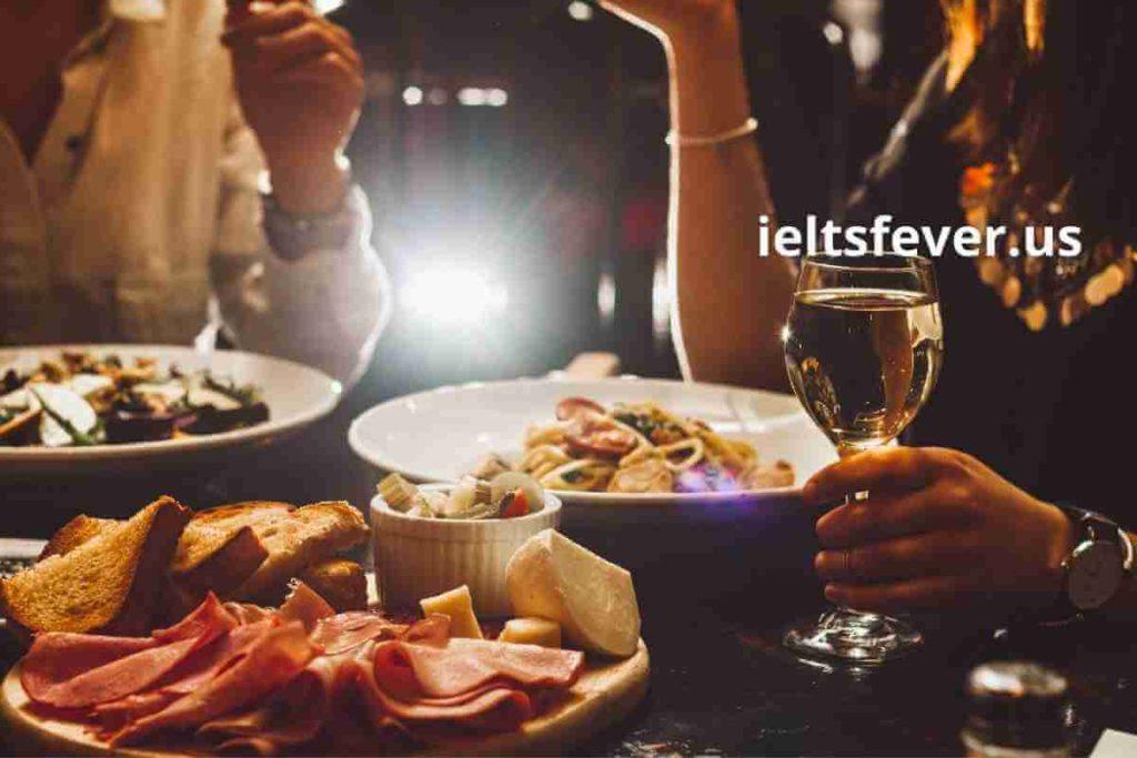 Describe a Dinner You Really Enjoyed (5) (1)